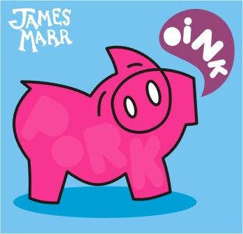 Pork james marr themonkeynuts